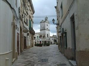 centro storico Francavilla Fontana