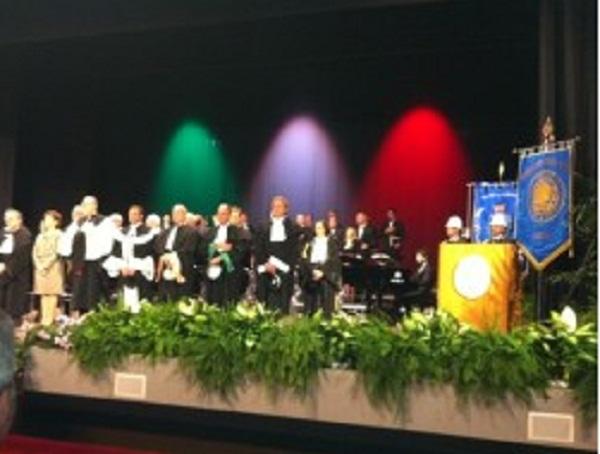 coro polifonico dell'ateneo