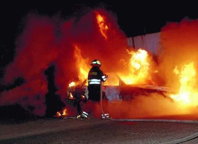 incendio abitazione