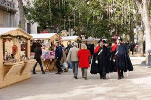 mercatino di Natale di Piazza Vittoria
