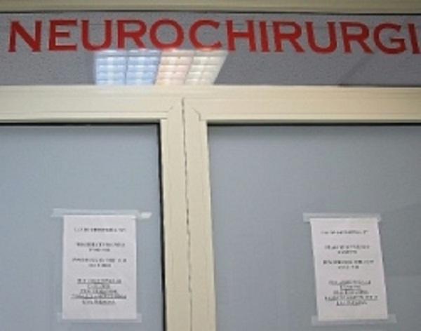 reparto di neurochirurgia
