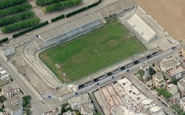 stadio 'Fanuzzi'