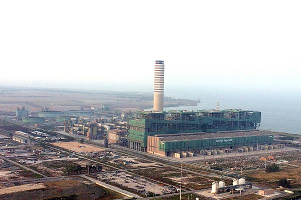 Centrale ENEL - Cerano