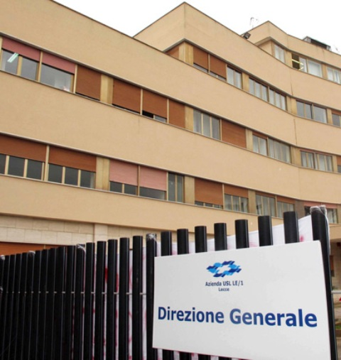 Direzione generale ASL Lecce