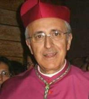 Monsignor  D'Ambrosio