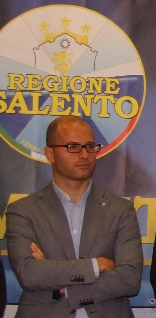 Nicola Flascassovitti  Coordinatore Cittadino Lecce M.R.S.