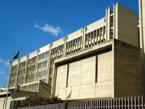 Palazzo di giustizia