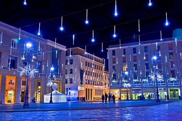 Periodo natalazio a Lecce