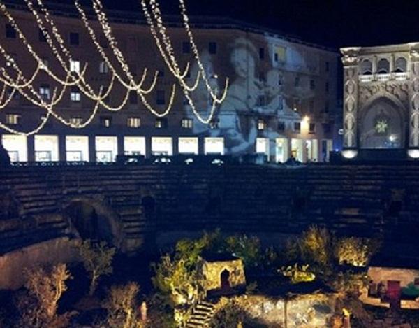 Presepe Anfiteatro