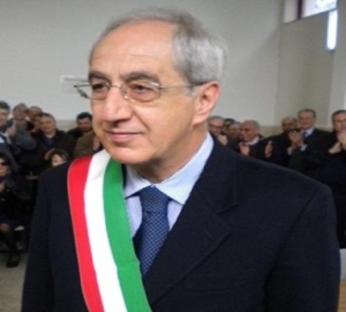 Sindaco di Mesagne  Franco Scoditti