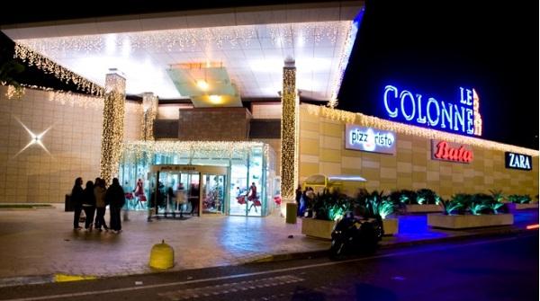 centro commerciale 'Le Colonne'- Brindisi