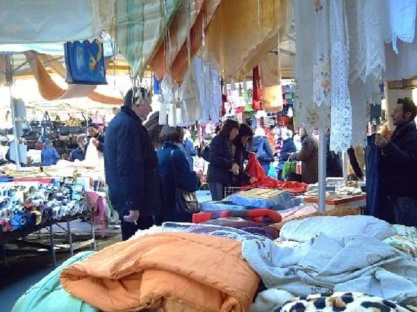 mercato bisettimanale