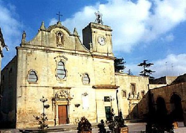 Chiesa matrice di Melpignano dedicata a S.Giorgio