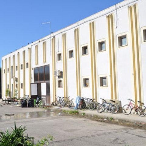 Dormitorio di via Provinciale S.Vito