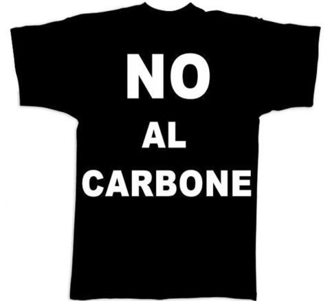 'No al carbone'