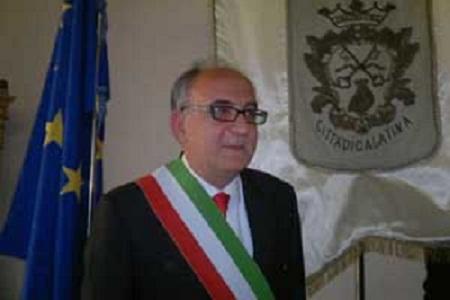 Sindaco di Galatina Cosimo Montagna