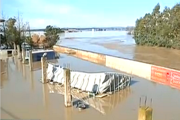 alluvione a Ginosa
