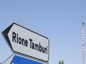 rione 'Tamburi'