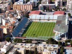 stadio 'Zaccheria'  a Foggia