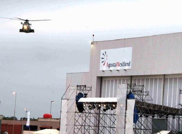 'AgustaWestland'- BR