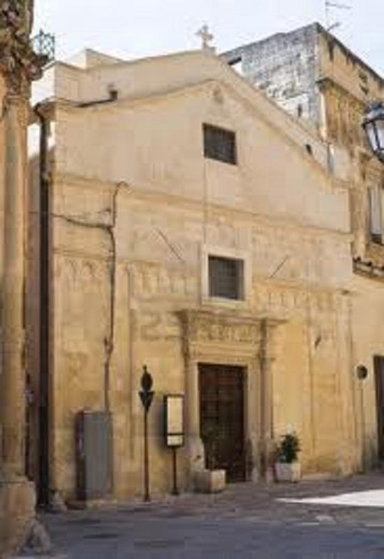 Chiesa di S.Sebastiano - Lecce