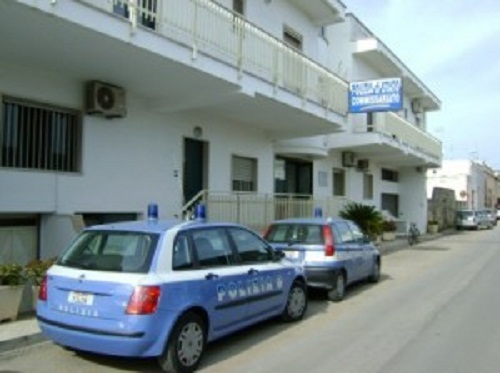 Commissariato di Polizia-Manduria