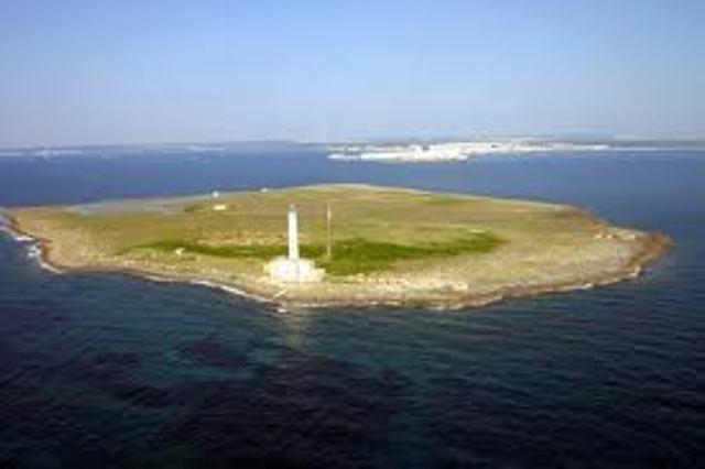 Isola di S.Andrea -  Gallipoli
