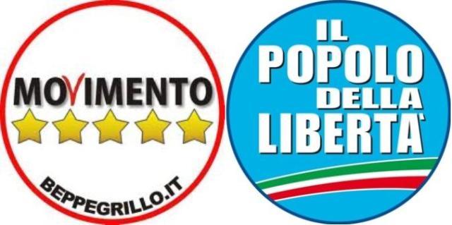 Movimento 5 Stelle - Popolo della Libertà