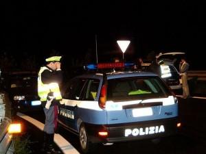 Polizia Stradale .