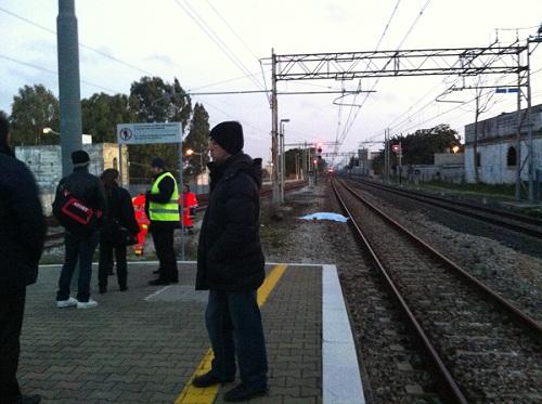 Stazione ferroviaria di Squinzano