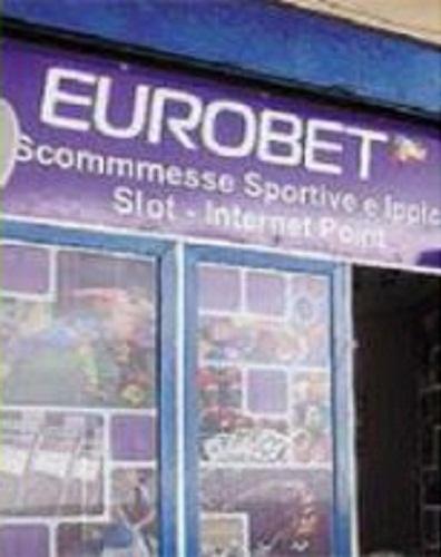 centro scommesse 'Eurobet'