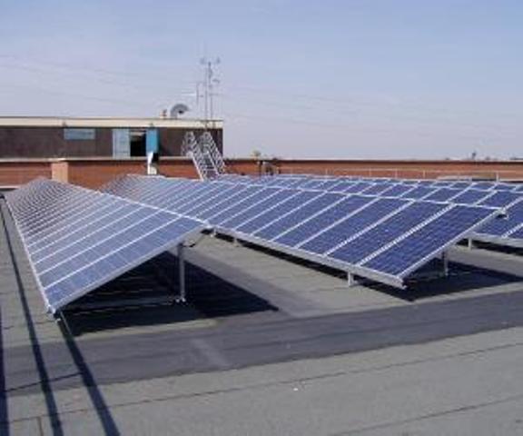 impianti fotovoltaici  sui tetti
