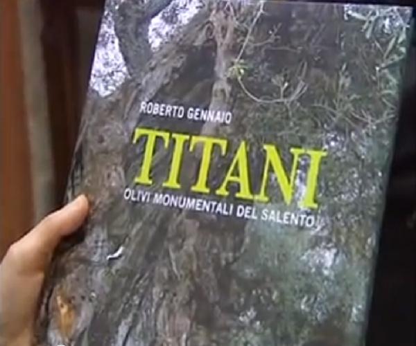 libro 'I titani'