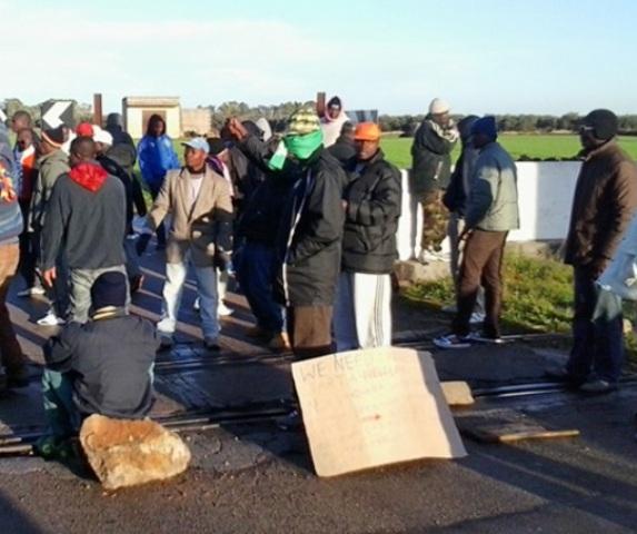 migranti a Castiglione d'Otranto