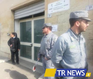 sequestro Canile Sanitario di Lecce