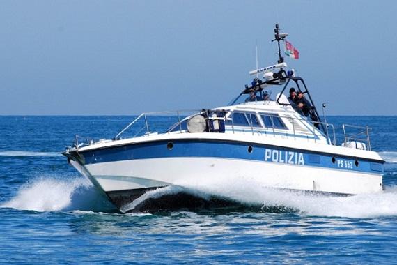 squadra nautica Polizia di Stato