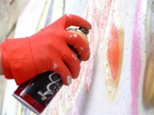 vandali spray