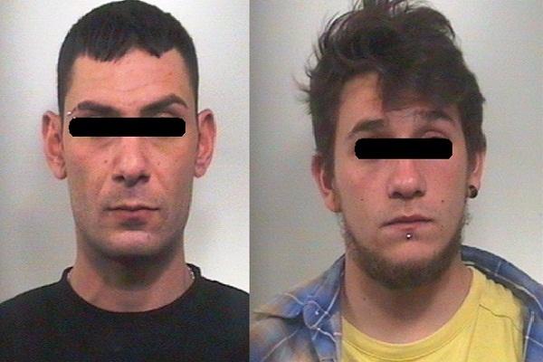 Vignacastrisi e sogliano 2 arresti per droga tr news for Arresti a poggiomarino per droga