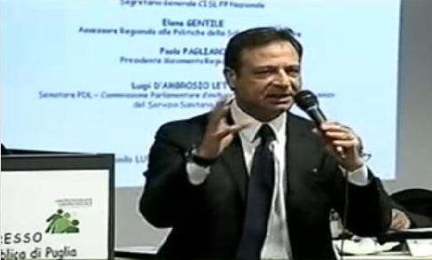 Presidente MRS Paolo Pagliaro