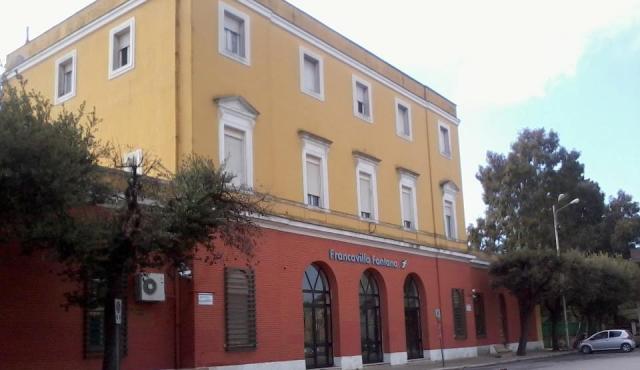 Stazione ferroviaria di Francavilla Fontana