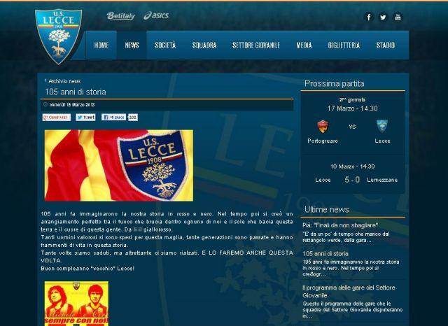 U.S. Lecce