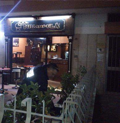 agguato al pub 'Tucandela'