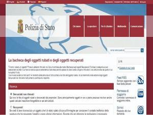 sito Polizia di Stato