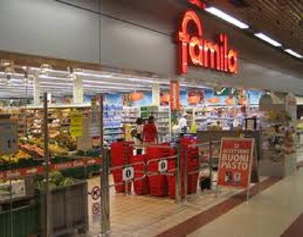 supermercato 'Fàmila'