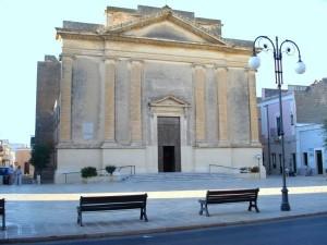 Chiesa Madre a S.Pancrazio salentino