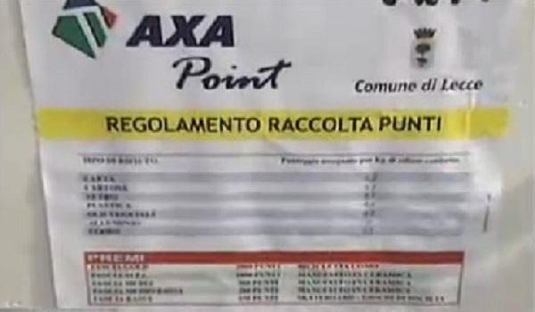 Protesta AXA ed Ecotecnica