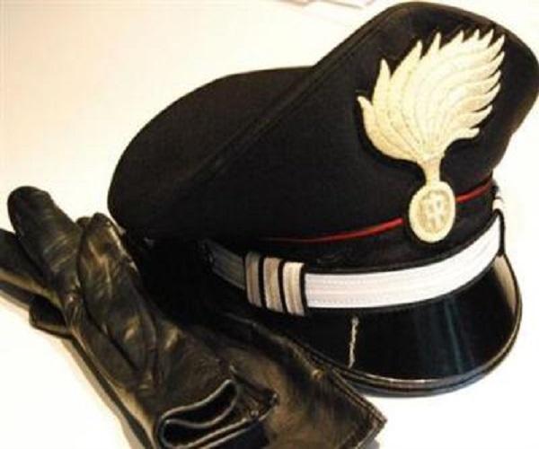 cappello Maresciallo dei Carabinieri