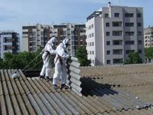 rimozione di eternit in amianto