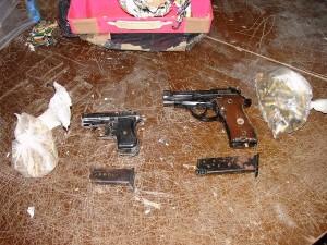 sequestro armi