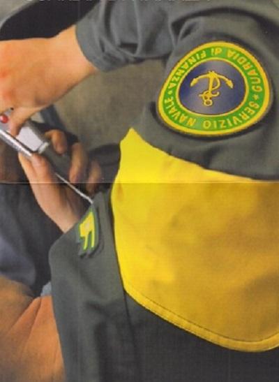 servizio navale Guardia di Finanza